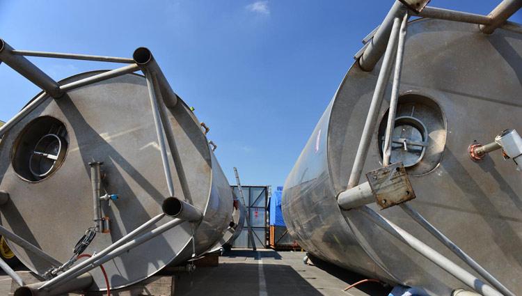Beverage Production Tanks
