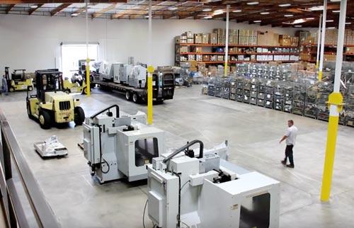Triple-E Warehousing and storage.
