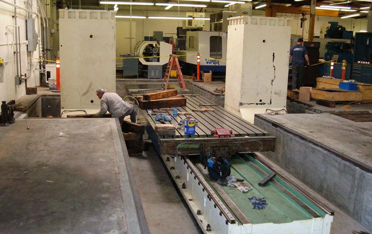 Process fabrication.