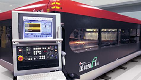 Laser Cutter Installation