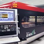 AMADA Laser cutter installation