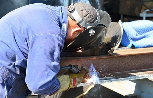 Welding Project - El Monte, CA